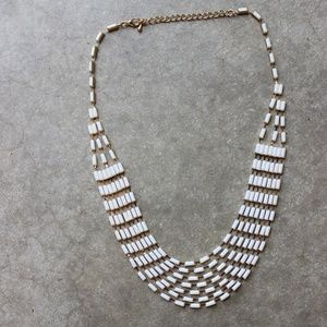 Baublebar Gold/White Necklace